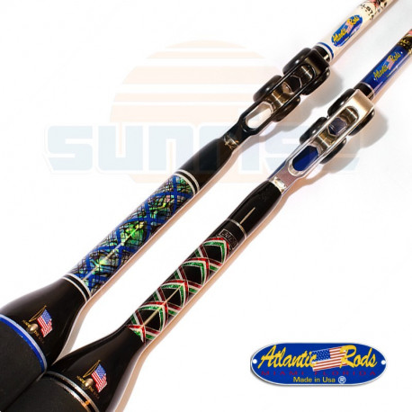 SUNRISE ATLANTIC RODS 30LB WT SHORT