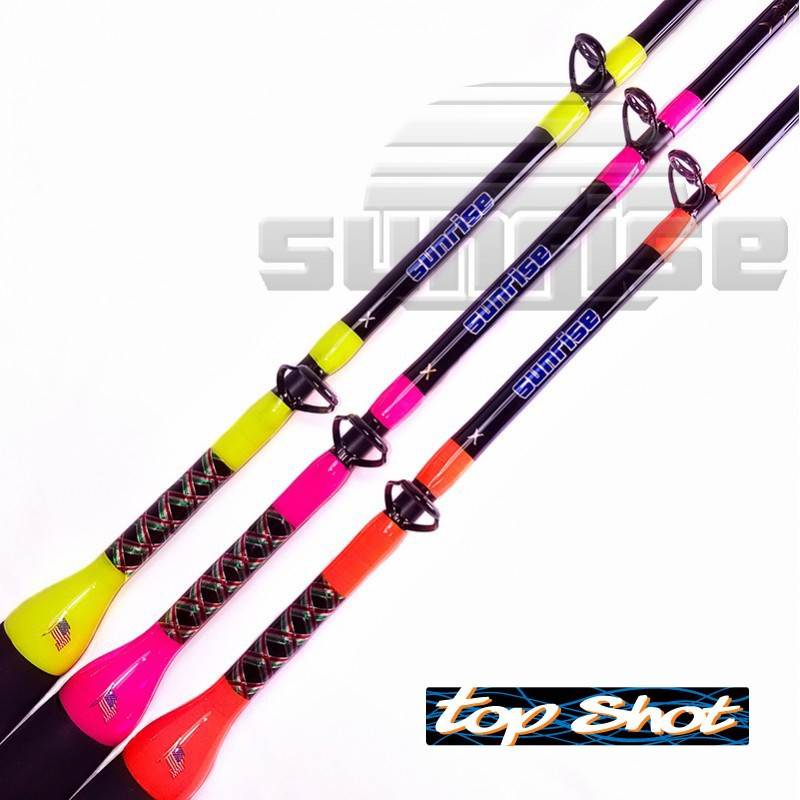 SUNRISE TOP-SHOT EXTREAME FLUO
