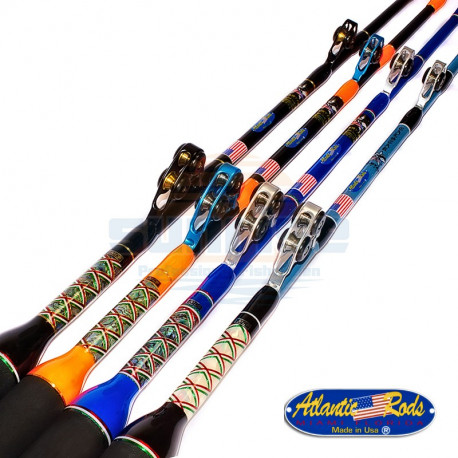 SUNRISE ATLANTIC RODS 30LB WT CONVENTIONAL